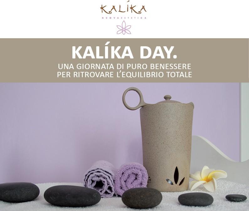 Una giornata di benessere con il Kalíka Day